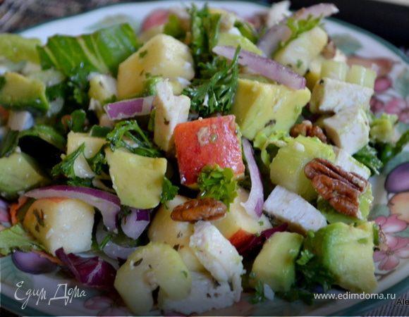 Рецепты салатов разные простые
