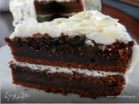 """Шоколадный торт со вкусом кофе """"Лучшая находка"""""""