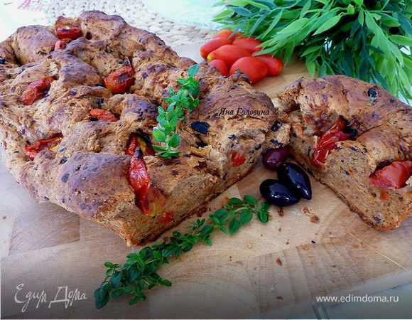 Хлеб-Пицца