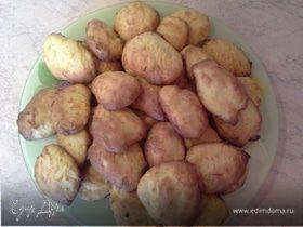 Печенье с тыквой по-итальянски