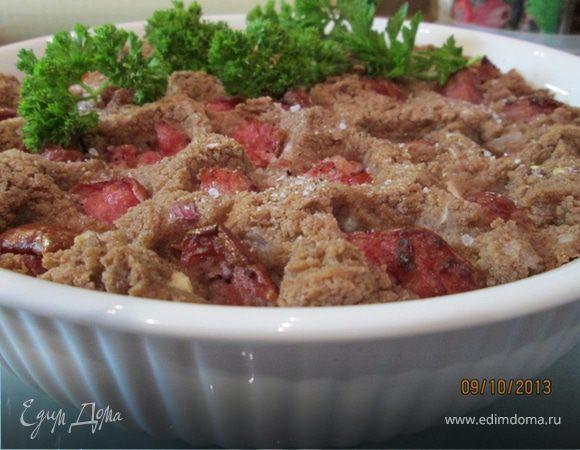 Суфле из гречневой муки (Smacafam)