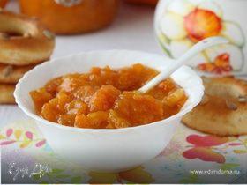 Тыквенное варенье со вкусом абрикосов