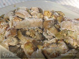 Жареные баклажаны на зиму