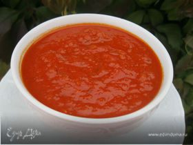 Соус из запеченных томатов