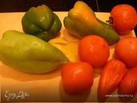 Овощи на заморозку