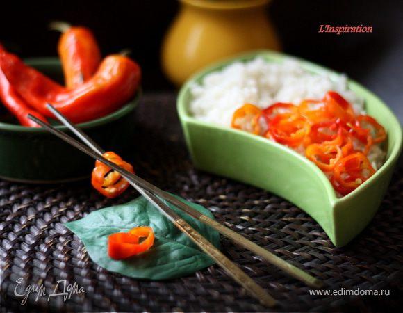 Азиатский маринованный перец