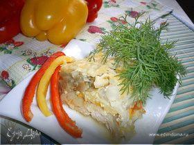 Курица с овощами в мультиварке