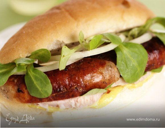 Хот-дог (Le Hot Dog)
