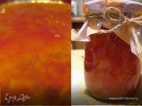 Мармелад из цитрусовых