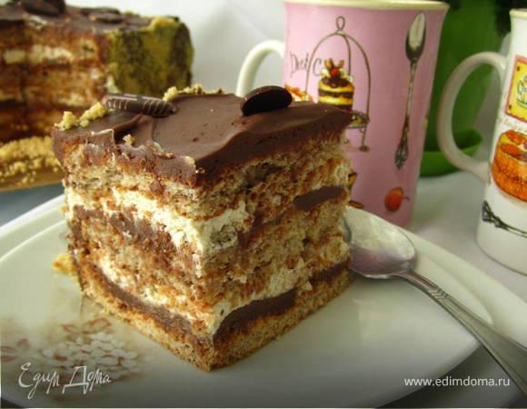 торт ломбардийский рецепт