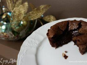 Шоколадный флан