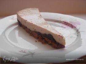 Нежный ягодный торт