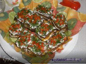 """Печеночные тортики """"Праздничное настроение"""""""