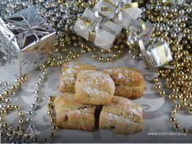 """Рождественское печенье """"Мини-штолленки"""""""