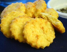 Печенье с сыром (Biscotti al formaggio) от Эллы Мартино
