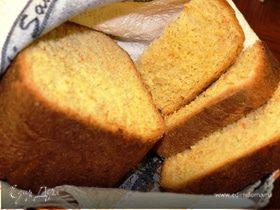 Домашний морковный хлеб