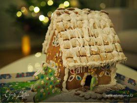 Волшебный пряничный домик