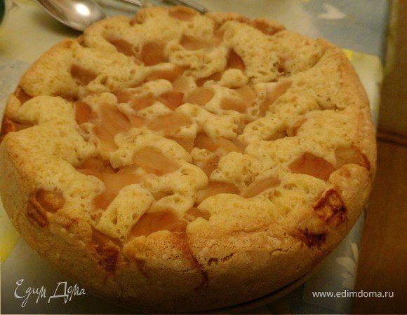 Яблочный пирог Шарлотка по маминому рецепту