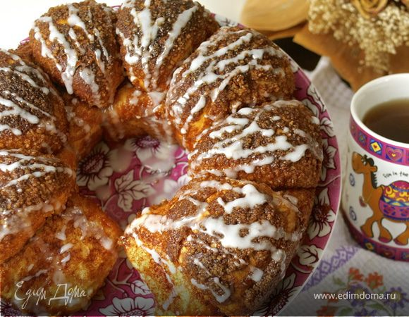"""Мартышкин хлеб"" (MONKEY BREAD)"