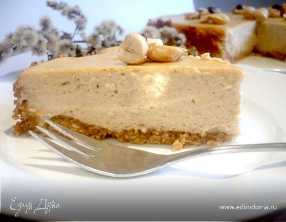 Чизкейк «Кофейный орех»