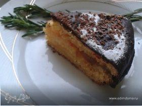"""Торт """"Апельсин в шоколаде"""""""