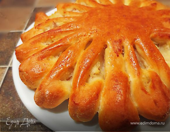 Пирожки с картофельной начинкой разной формы