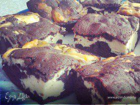 Чизкейк Брауни (Cheesecake Brownies)