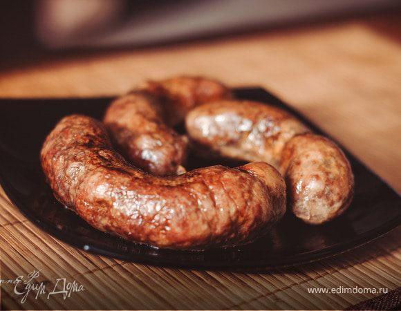 фото с баварские рецепты колбаски