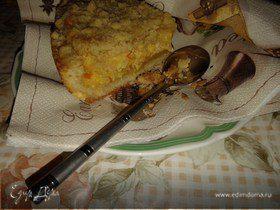 Творожник с цитрусовой начинкой