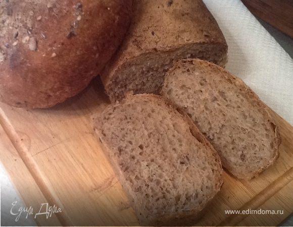 Серый хлеб от Р. Бертине