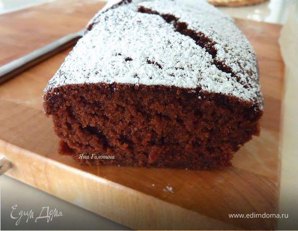 Шоколадный кекс (низкокалорийный)