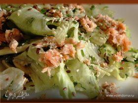 Легкий и сытный салат (для Анастасии)