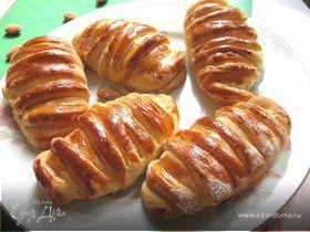 Парижские булочки с кремом