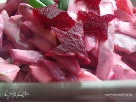 Свекольный салат по-немецки
