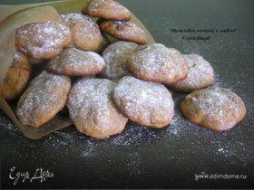 Финиковое печенье с медом