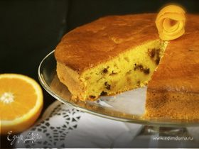 "Пирог ""Синьор Апельсин"" (Pan d'arancio)"
