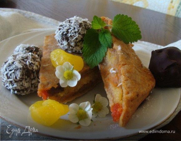 """""""Пироги и конфеты для тех, кто на диете"""""""
