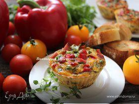 Закусочные яичные маффины