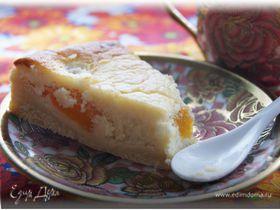 Персиковый тарт с франжипаном