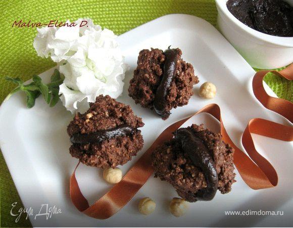 Печенье шоколадно-ореховое «Поцелуи Алассио» («Baci di Alassio»)