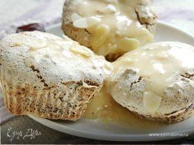 """Белковое пирожное, или """"Ленивые макаронс"""""""