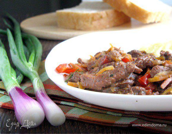 Сельдь по-цыгански – кулинарный рецепт
