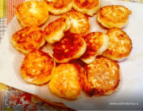 Как приготовить сырники из творога диетические пошаговый рецепт с фото
