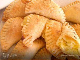 Сырные пирожочки (τυροπιτάκια)