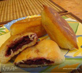 Пирожки с черемухой