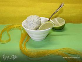 Сливочное мороженое с авокадо