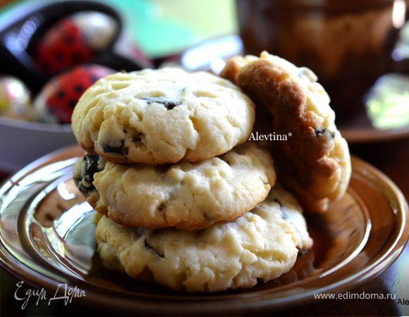 Сливовое печенье