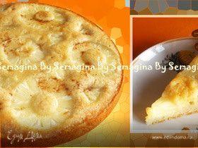 Эстонский ананасовый пирог