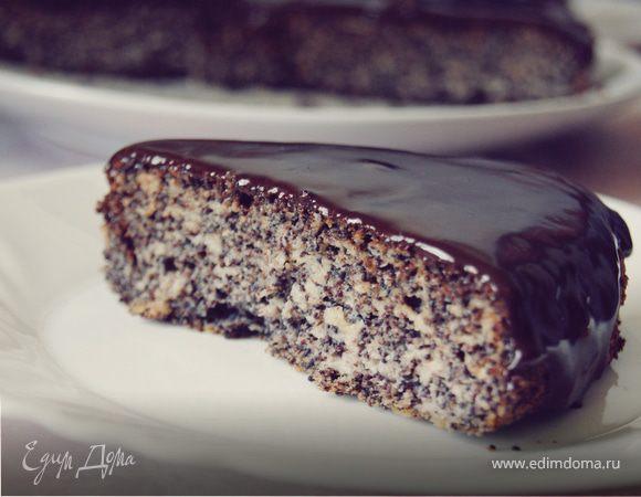 рецепт маковый торт с фото