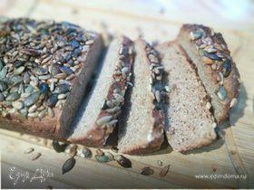 Полбяной хлеб на йогурте